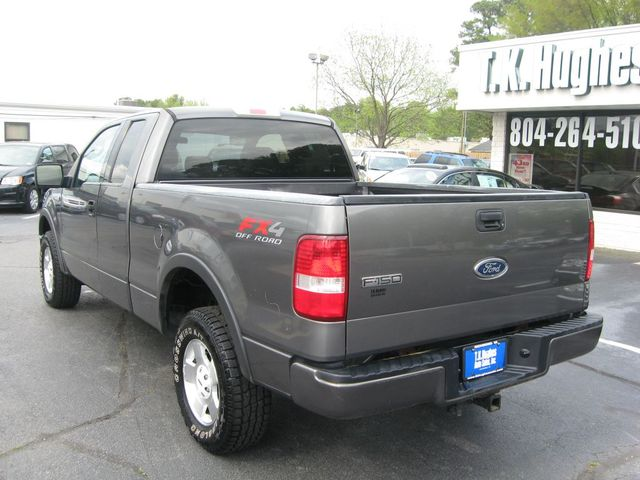 2004 Ford F-150 FX4 Richmond, Virginia 7