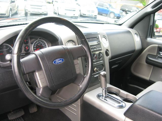 2004 Ford F-150 FX4 Richmond, Virginia 8