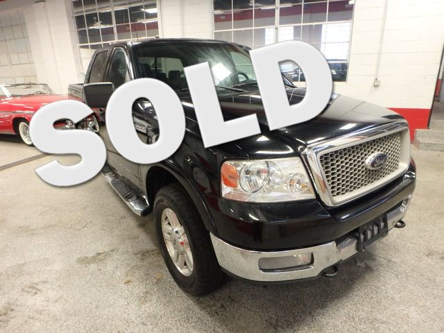 2004 Ford F-150 4x4, Crew CAB, LOADED. ROOF, HEATED SEATS Saint Louis Park, MN