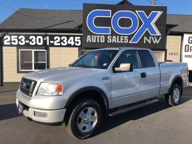 2004 Ford F-150 XLT in Tacoma, WA 98409