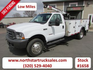 2004 Ford F-550 Reg Cab Service Utility Truck   St Cloud MN  NorthStar Truck Sales  in St Cloud, MN