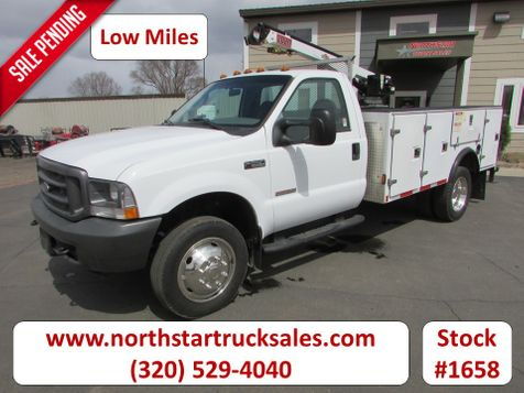 2004 Ford F-550 Reg Cab Service Utility Truck  in St Cloud, MN