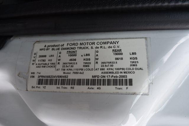 2004 Ford F-650 XLT Walker, Louisiana 20