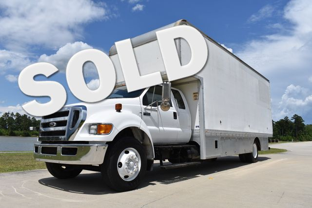 2004 Ford F-650 XLT Walker, Louisiana