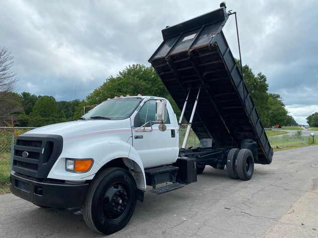 2004 Ford F-750SD XL Madison, NC 16