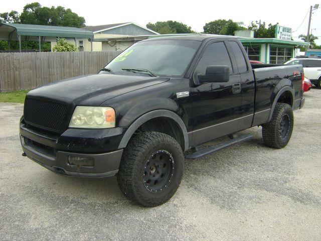 2004 Ford F150 4X4 in Fort Pierce, FL 34982