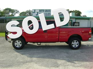 2004 Ford F150 EXT CAB 4X4   in Fort Pierce, FL