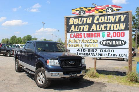 2004 Ford F-150 XLT in Harwood, MD