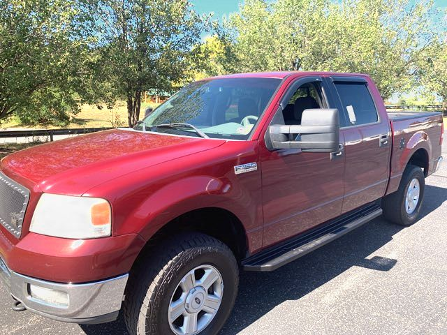 2004 Ford F150 XLT in Knoxville, Tennessee 37920