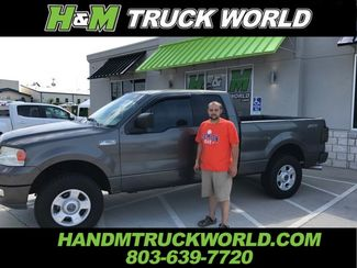 2004 Ford F150 STX 4X4 in Rock Hill SC, 29730