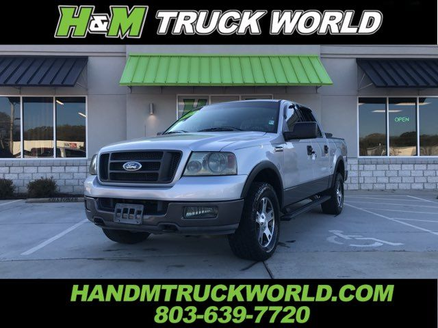 2004 Ford F150 FX4 *SUPER-CREW* THIS TRUCK IS SUPER NICE