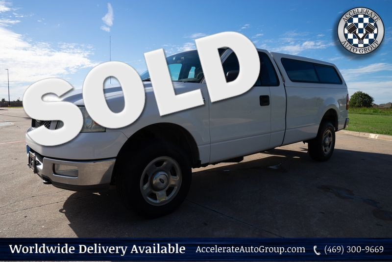 2004 Ford F150 XLT in Rowlett Texas