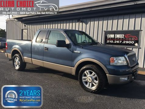 2004 Ford F150 Lariat in San Antonio, TX