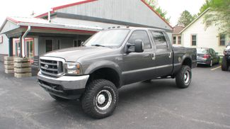 2004 Ford F250 4WD Crew Cab Lariat in Coal Valley, IL 61240