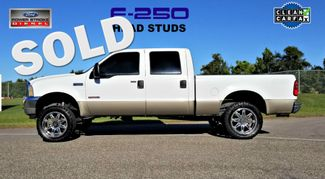 2004 Ford Super Duty F-250 Lariat STUDDED 6.0 LIFTED CLEAN CARFAX | Palmetto, FL | EA Motorsports in Palmetto FL