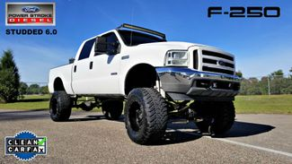 2004 Ford F250 REGENCY PACKAGE SUPER DUTY 6.0 STUDDED DIESEL 4X4 LIFTED | Palmetto, FL | EA Motorsports in Palmetto FL