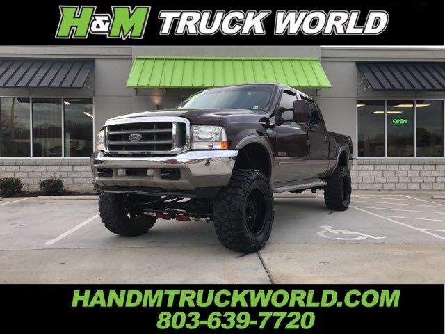 2004 Ford F250SD King Ranch 4x4 *BULLET-PROOFED*LIFTED*37'S*WOW