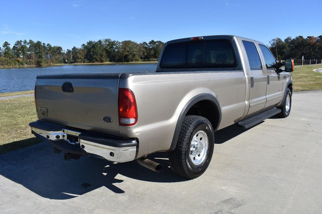 2004 Ford F250SD XLT Walker, Louisiana 4