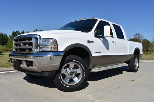 2004 Ford F250SD King Ranch