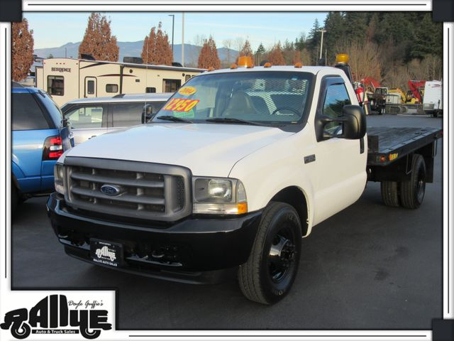 2004 Ford F350 XL 12FT Flatbed in Burlington WA, 98233