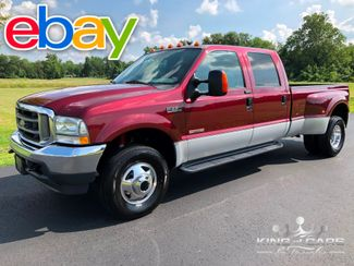 2004 Ford F350 Lariat 6.0l DIESEL 4X4 CREW BULLETPROOFED W/ WARRANTY in Woodbury, New Jersey 08093