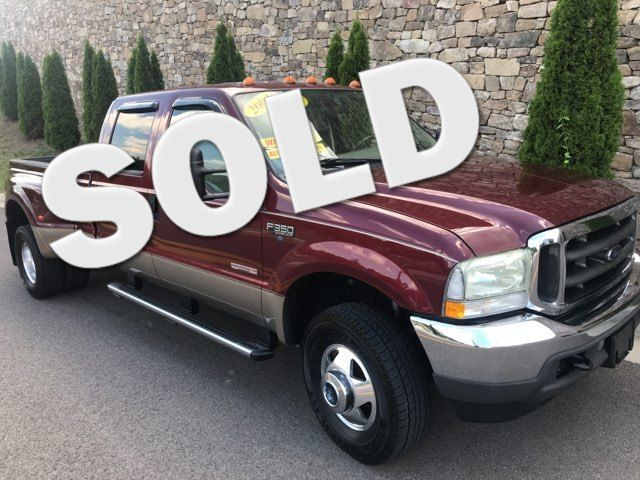 2004 Ford F350SD Lariat Knoxville, Tennessee