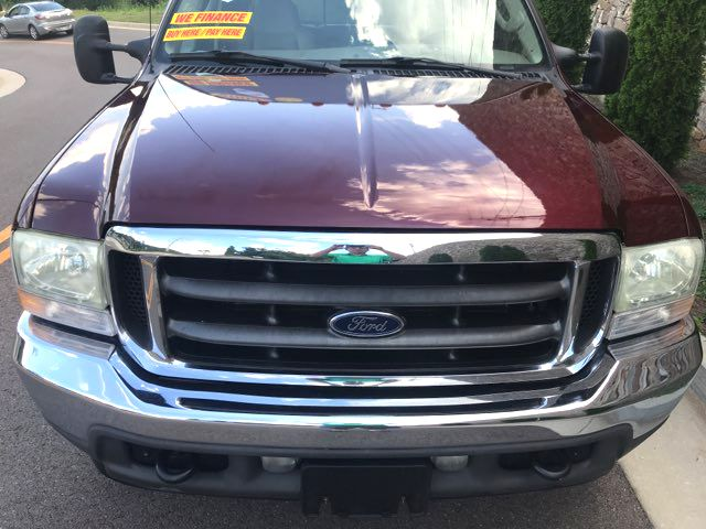 2004 Ford F350SD Lariat Knoxville, Tennessee 1