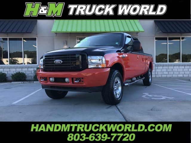 2004 Ford F350SD Harley Davidson 4X4 *BULLET-PROOFED* HARD TO FIND