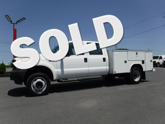 2004 Ford F450 Crew Cab 9' Utility 2wd in Lancaster, PA PA