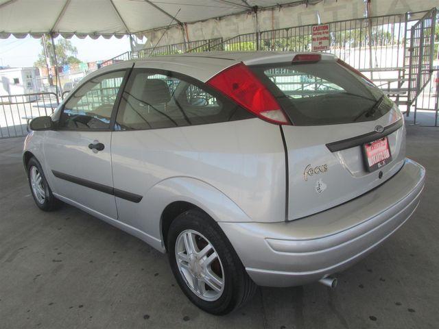 2004 Ford Focus ZX3 Base Gardena, California 1