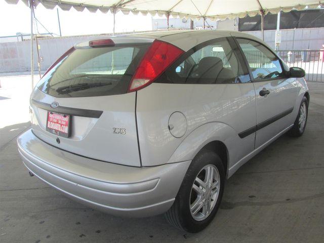 2004 Ford Focus ZX3 Base Gardena, California 2