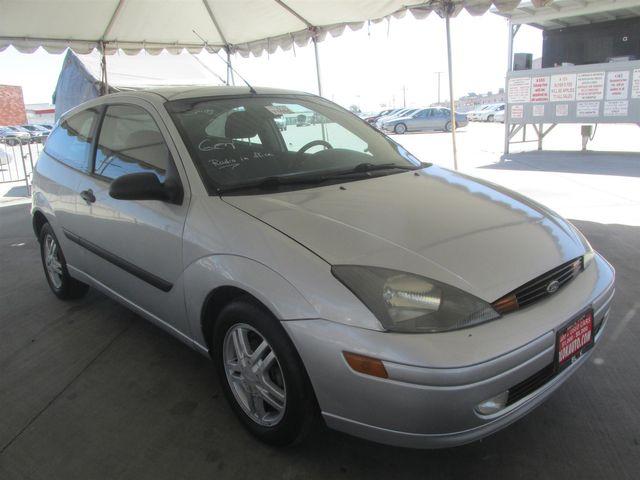 2004 Ford Focus ZX3 Base Gardena, California 3