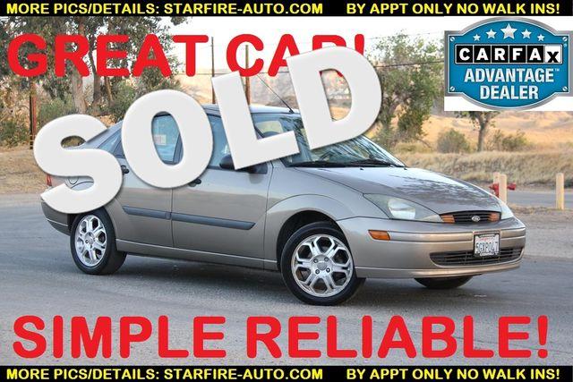 2004 Ford Focus LX Santa Clarita, CA 0