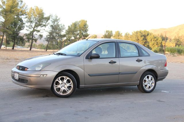 2004 Ford Focus LX Santa Clarita, CA 1
