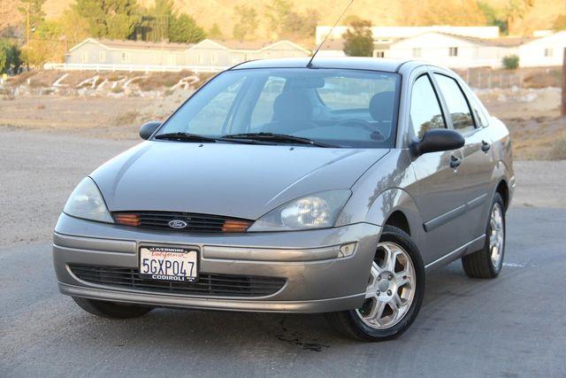 2004 Ford Focus LX Santa Clarita, CA 4