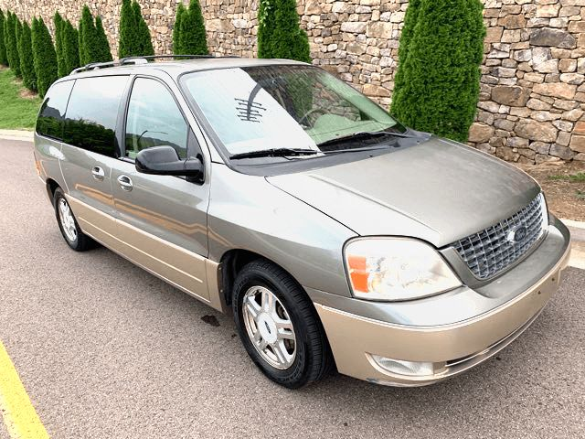 2004 Ford-3 Owner!! Loaded!! Good Miles! Freestar Vans-20 YRS IN BUSINESS Limited-LOCAL TRADE