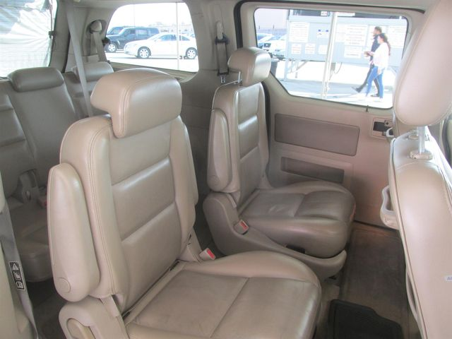 2004 Ford Freestar Wagon SEL Gardena, California 11