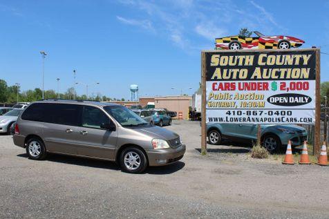 2004 Ford Freestar Wagon SEL in Harwood, MD