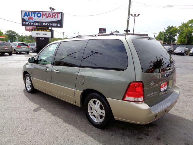 2004 Ford Freestar Wagon Limited in Nashville, Tennessee 37211