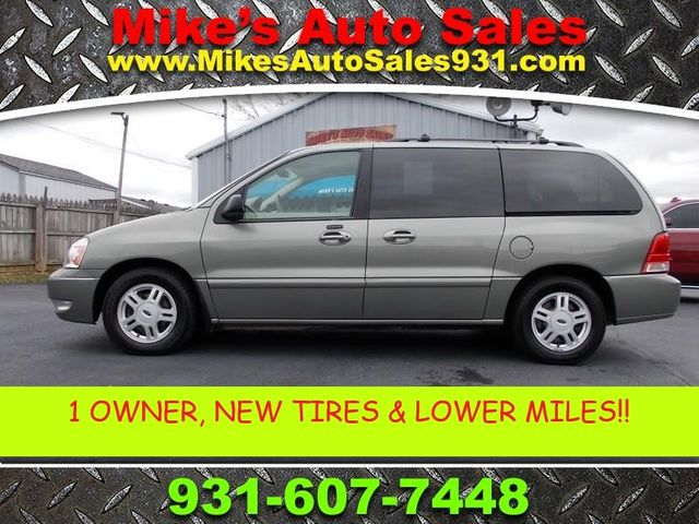 2004 Ford Freestar Wagon SEL Shelbyville, TN