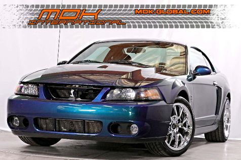2004 Ford Mustang SVT Cobra - MYSTICHROME PKG - Brembo in Los Angeles