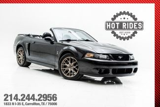 2004 Ford Mustang SVT Cobra Convertible in Carrollton, TX 75006