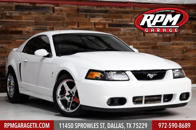 2004 Ford Mustang SVT Cobra Turbo 900+hp with Many Upgrades