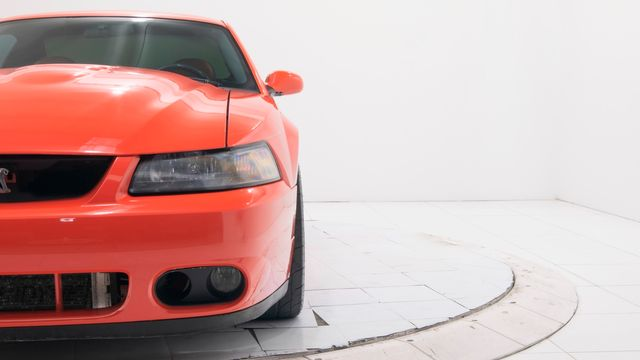2004 Ford Mustang SVT Cobra in Rare Competition Orange in Dallas, TX 75229