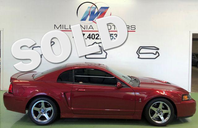 2004 Ford Mustang SVT Cobra Longwood, FL