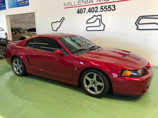 2004 Ford Mustang SVT Cobra Longwood, FL 1