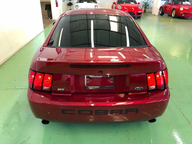2004 Ford Mustang SVT Cobra Longwood, FL 8