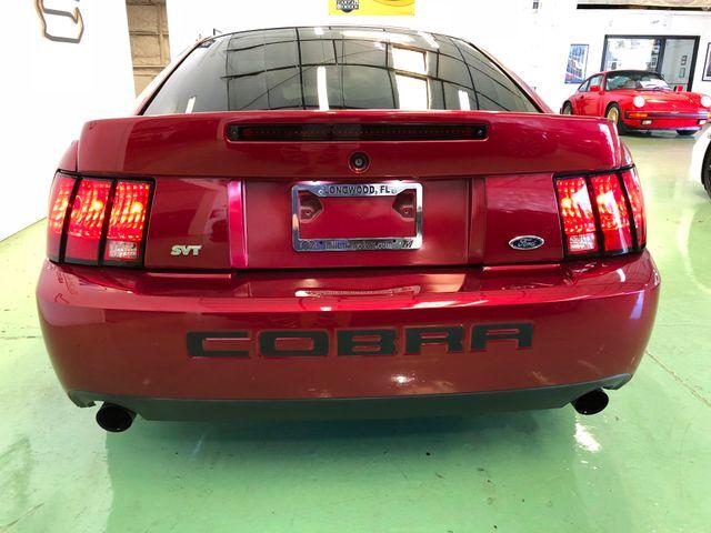 2004 Ford Mustang SVT Cobra Longwood, FL 9