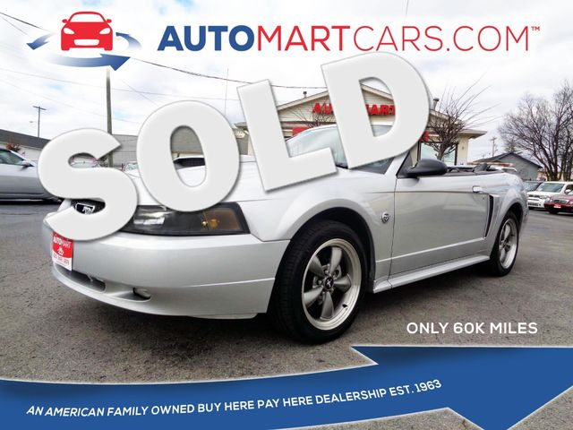 2004 Ford Mustang GT Premium | Nashville, Tennessee | Auto Mart Used Cars Inc. in Nashville Tennessee
