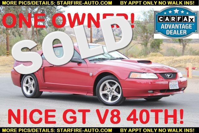 2004 Ford Mustang GT Premium Santa Clarita, CA 0